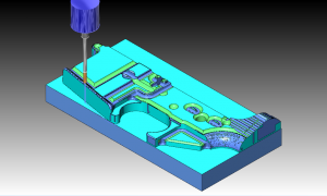 BobCAD Mill Standard Screen Shot