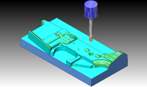 BobCAD Mill PRO Screen Shot